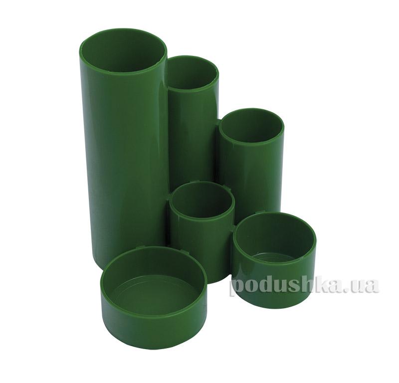 Подставка пластиковая Аринка зеленая 81004