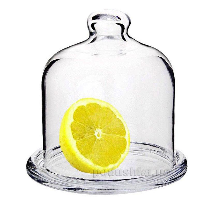 Подставка под лимон с крышкой Pasabahce BASIC 98397