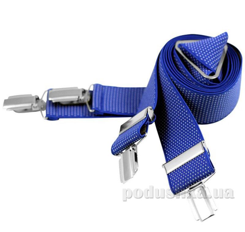 Подтяжки 35 мм Lindenmann 7545-05 синие