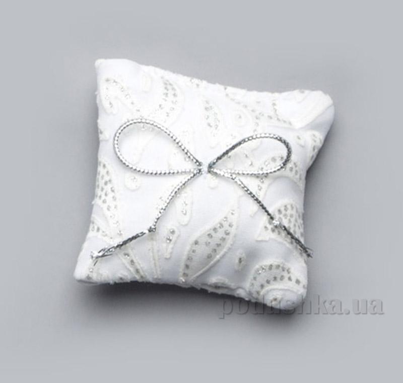Подушечка для крестика Модный Карапуз 03-00580 белая   Модный карапуз
