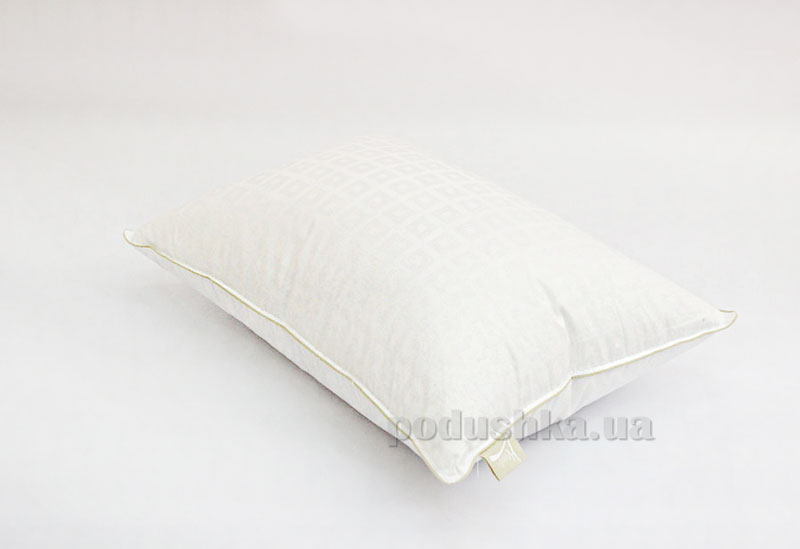Подушка белая Фаворит 95% пуха, 5% пера Homefort