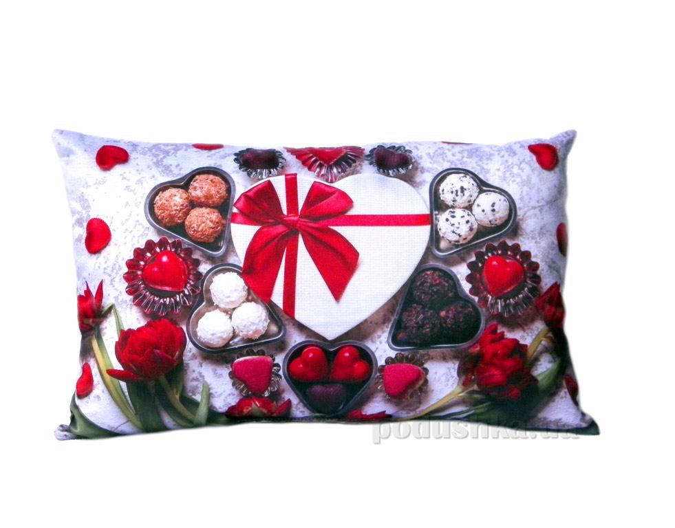 Подушка декоративная Izzihome Рафаэлло