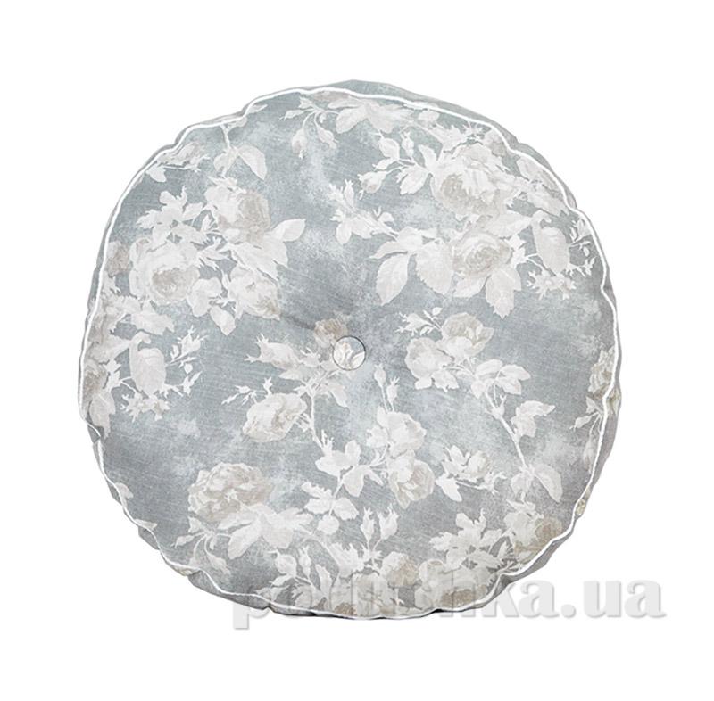 Подушка декоративная круглая Прованс Allure Розы 50294