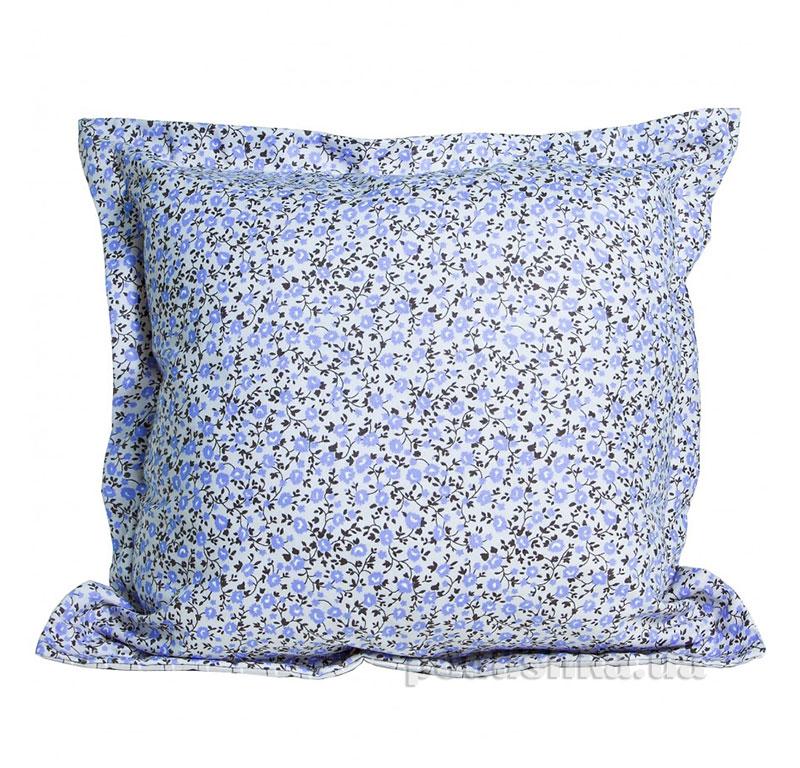 Подушка декоративная Прованс Классик Цветы лаванда