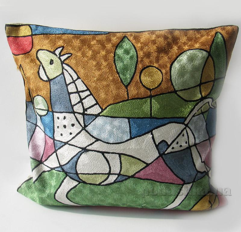 Подушка декоративная ручной работы Лошадка
