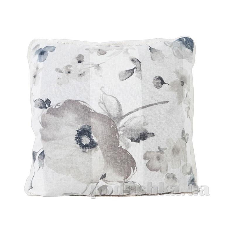 Подушка декоративная с мережкой Прованс flowers 50420