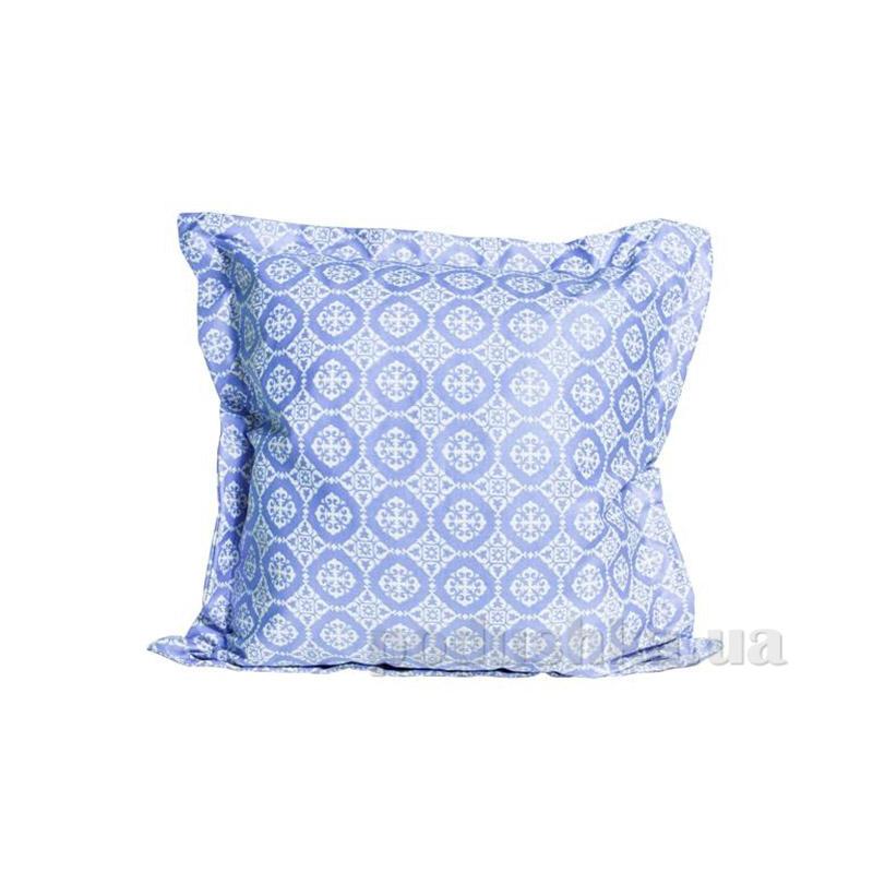 Подушка декоративная с ушками Прованс Классик Ажур-Лаванда 34056