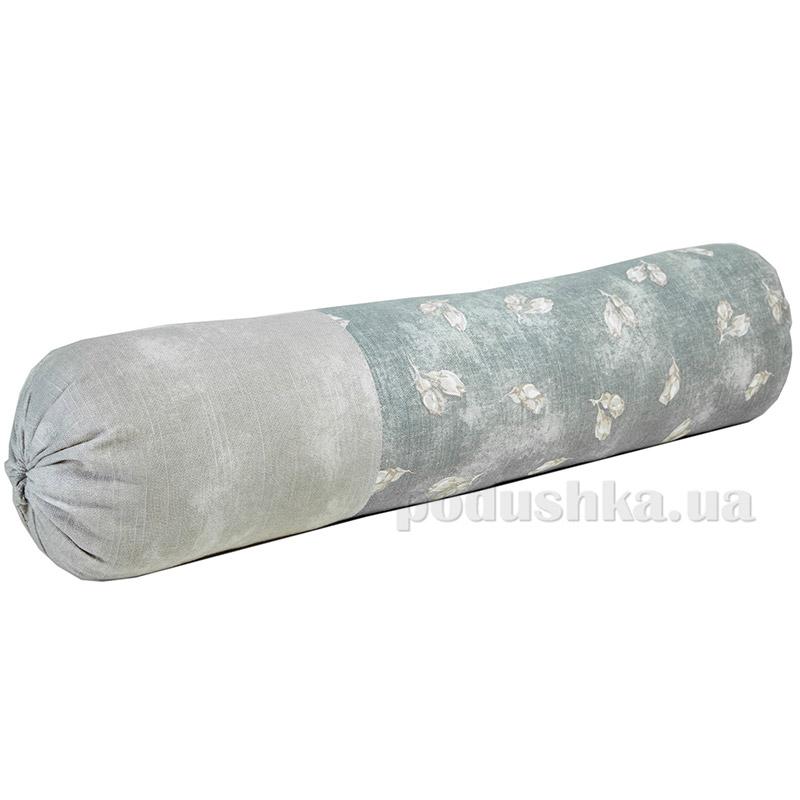 Подушка декоративная валик Прованс Allure Бутоны 50292