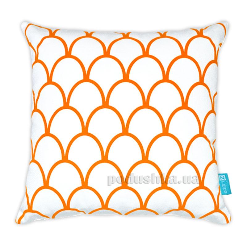 Подушка декоративная Zleep Bergen Orange ZL-111123