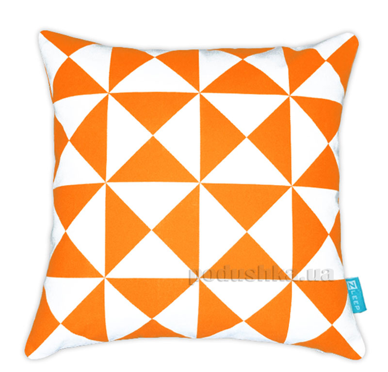 Подушка декоративная Zleep Drammen Orange ZL-111113