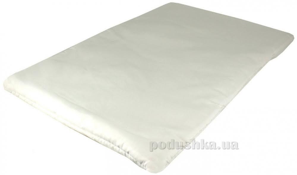 Подушка детская шерстяная Руно белая