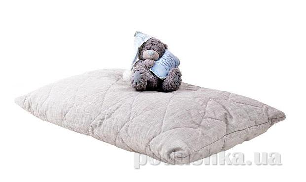 Подушка детская стёганая Хэппи лен холлофайбер