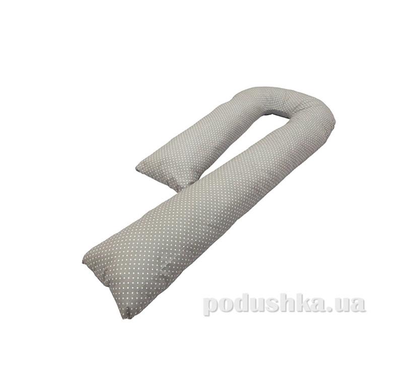 Подушка для беременных J-образная Горох Kidigo PDV-J3