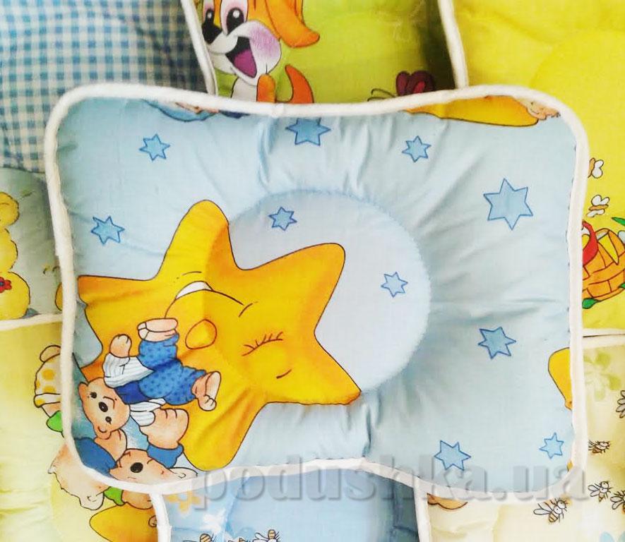Подушка для новорожденных Масюня