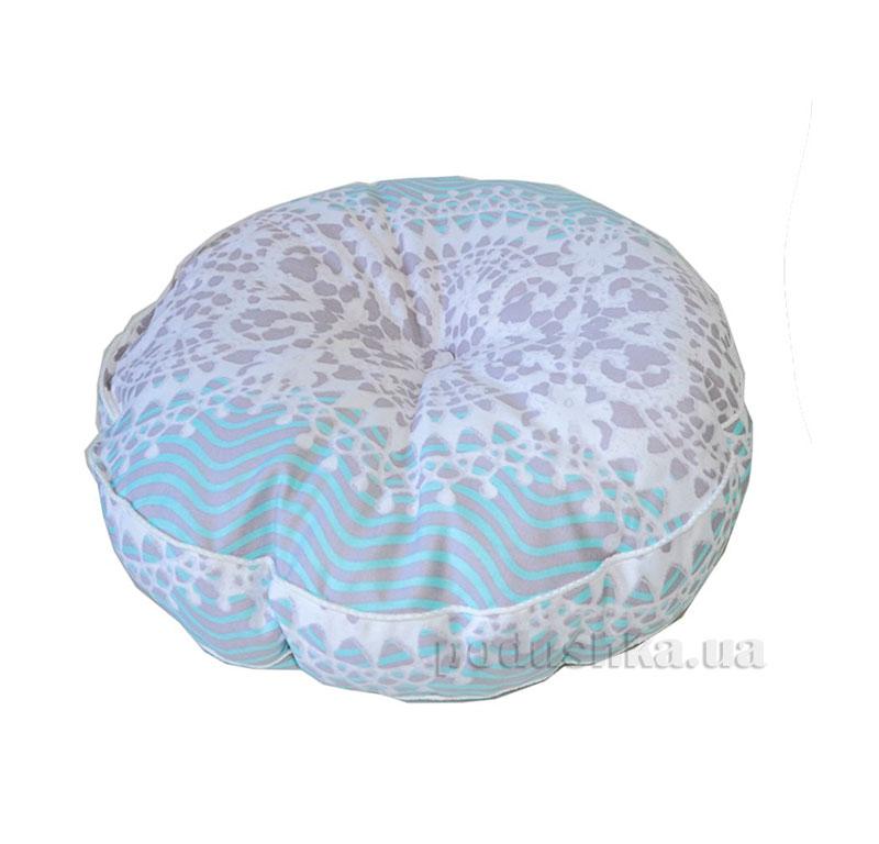 Подушка для стула круглая Andre Tan Прованс
