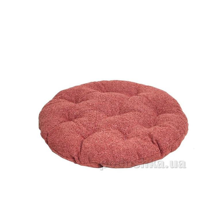 Подушка для стула круглая Прованс Астра пудра