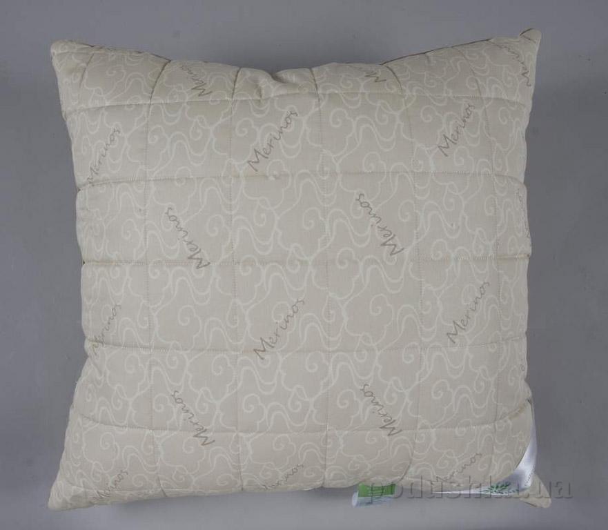 Подушка из овечьей шерсти Bioson Merinos