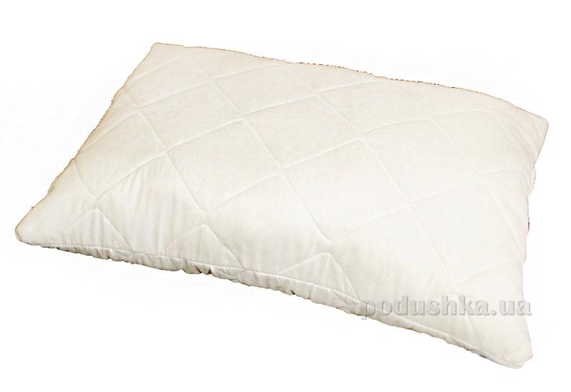 Подушка холлофайбер стеганный макобатист Lilu Homefort
