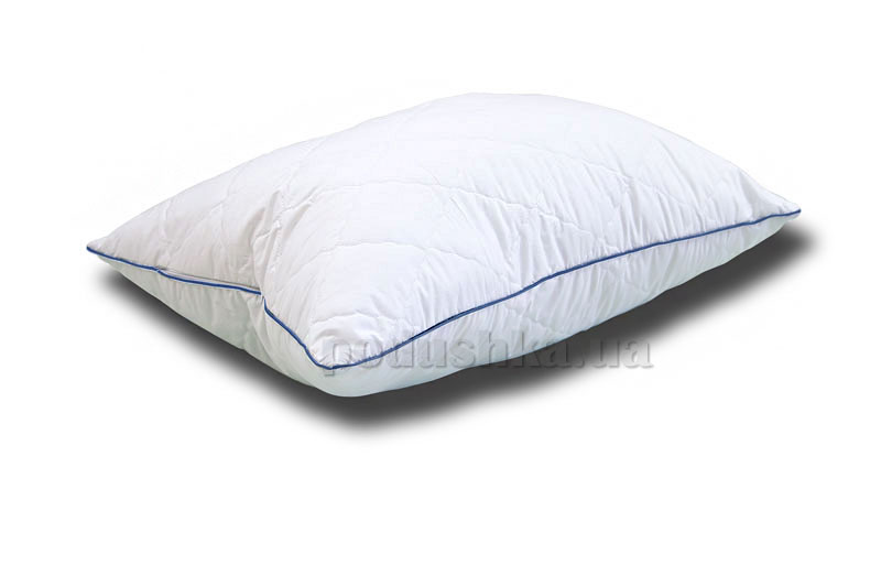 Подушка искусственный лебяжий пух макобатист Snow Homefort