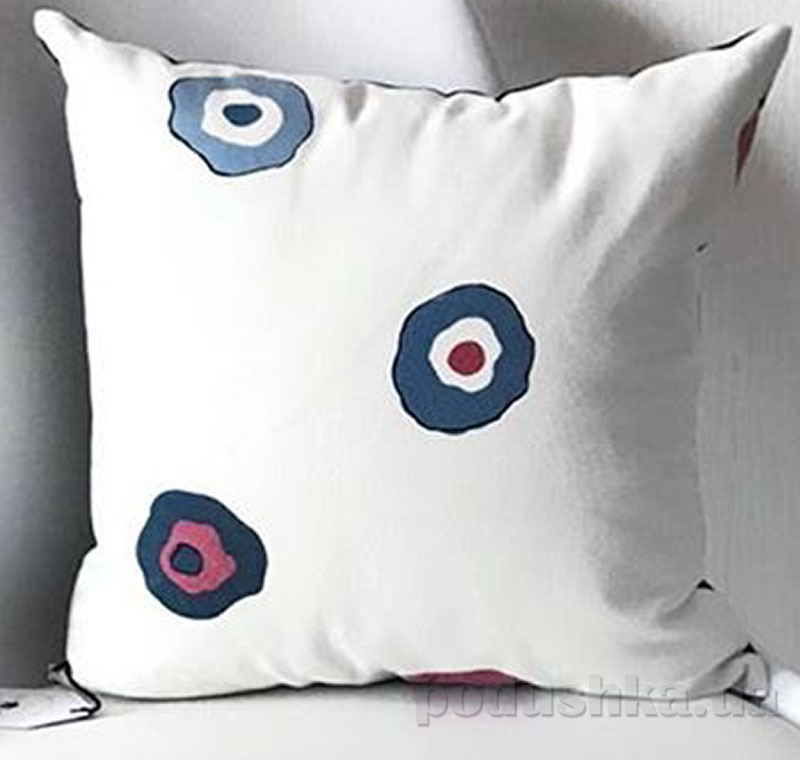 Подушка Lilihome design Blue-pink eyes NE101