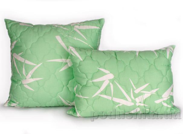 Подушка Мягкий Сон Бамбук с чехлом из сатина
