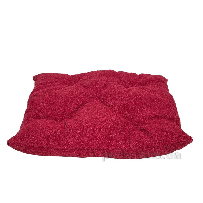Подушка на стул Прованс Астра бордо