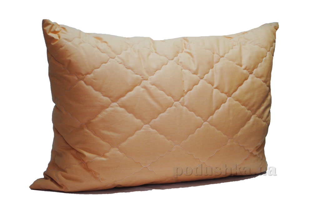 Подушка с антиалергенным наполнителем Zastelli абрикосовый