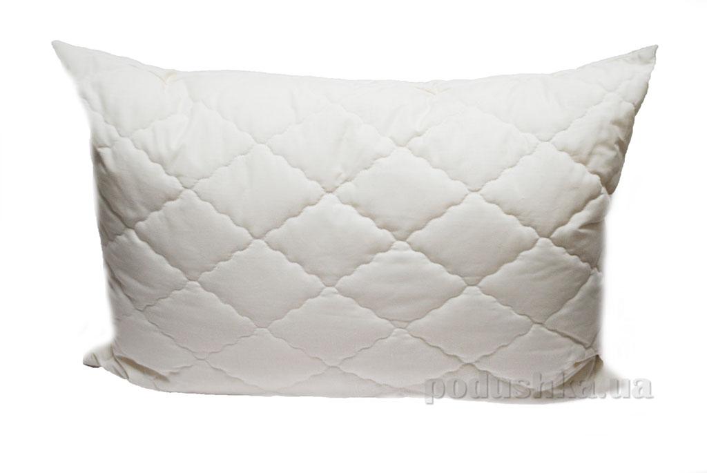 Подушка с антиаллергенным наполнителем Zastelli кремовый