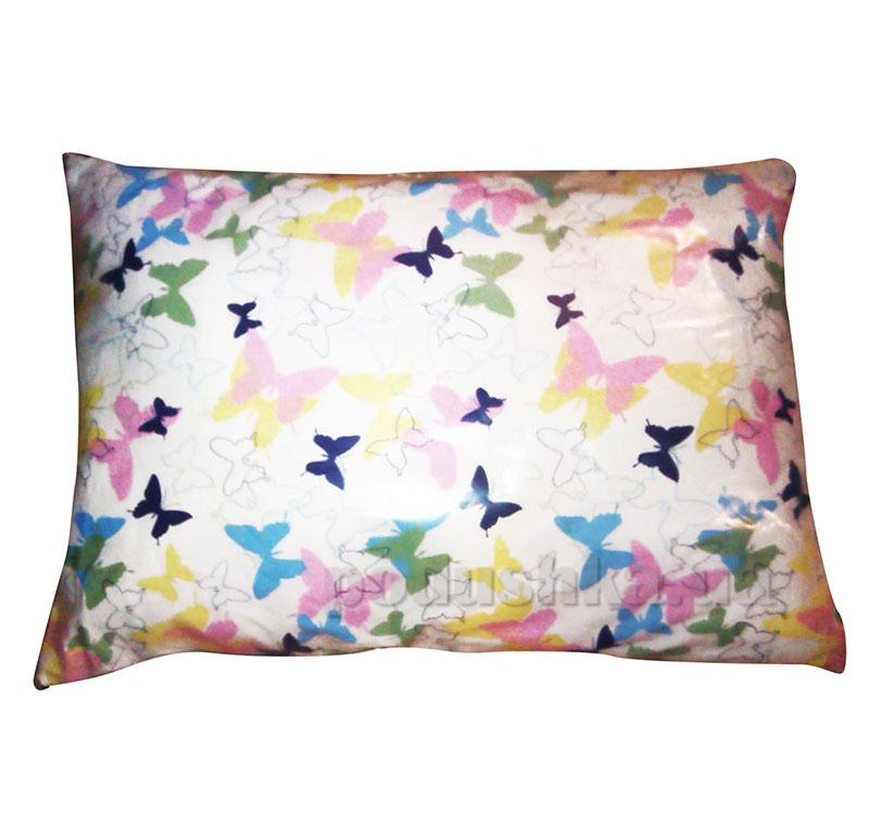Подушка с кантом Бабочки в упаковке Магия сна