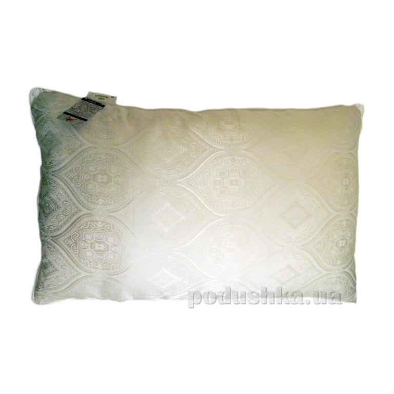 Подушка шелковая Goldentex 347 белая