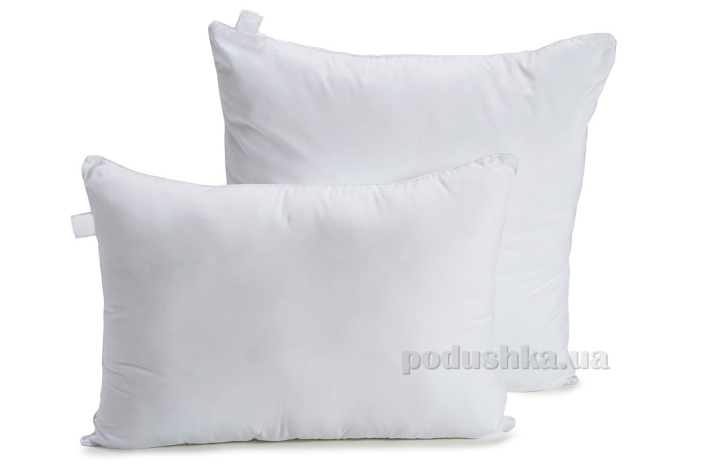 Подушка отельная Украина Soft перкаль-сатин