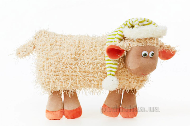 Подушка-игрушка Овечка Дуся ТМ Левеня
