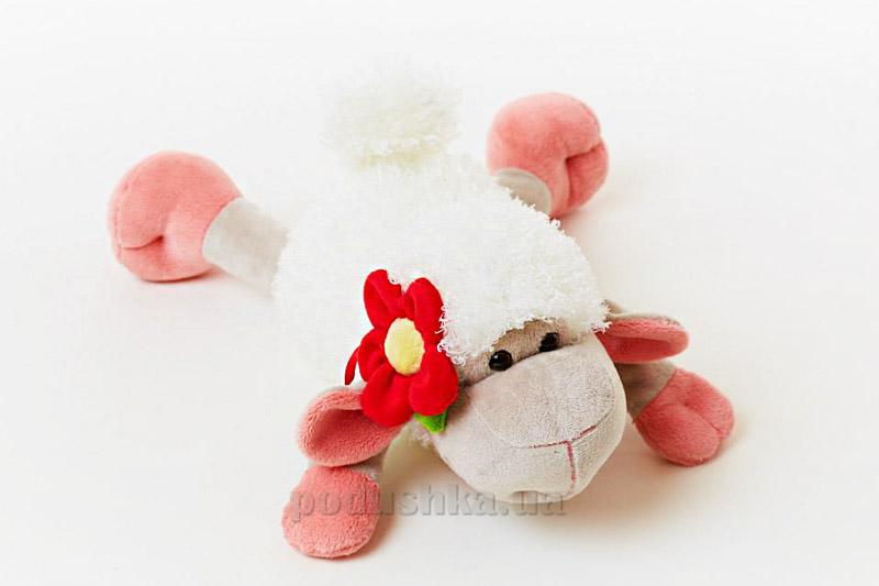Подушка-игрушка Овечка Кармелита ТМ Левеня