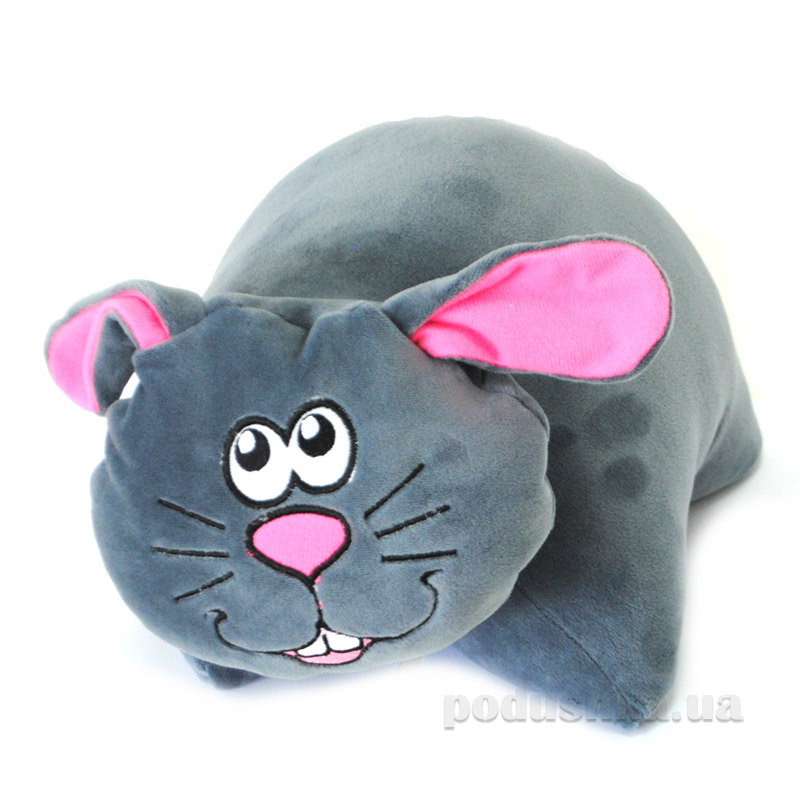 Подушка-игрушка трансформер Штучки Кролик