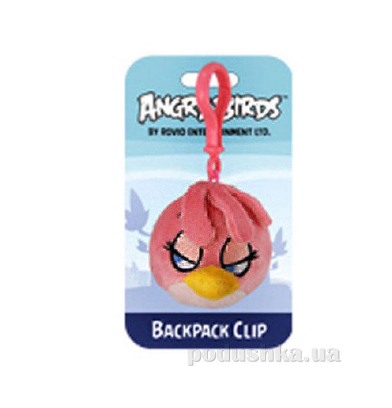 Подвеска на рюкзак Angry Birds птичка Стелла 95027