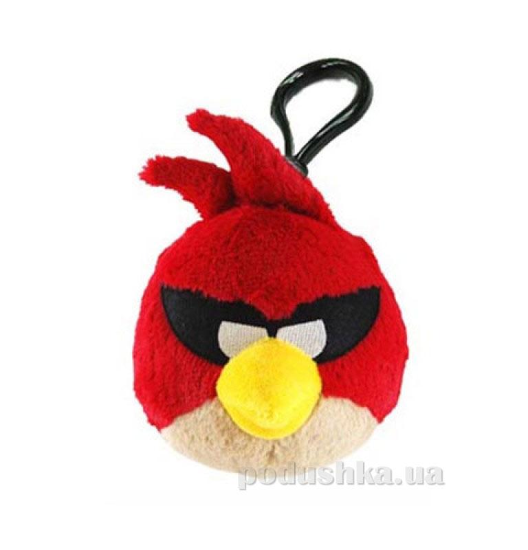 Подвеска на рюкзак Angry Birds space птичка красная 92736