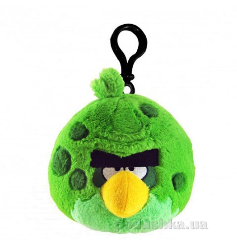 Подвеска на рюкзак Angry Birds space птичка зеленая 92738