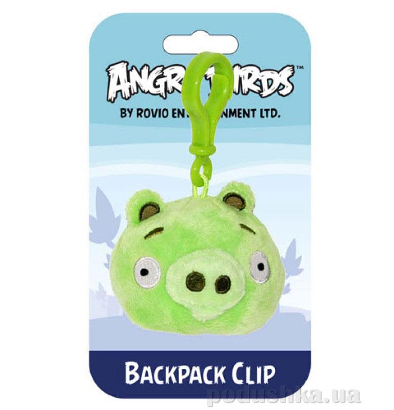 Подвеска на рюкзак Angry Birds свинка 90947