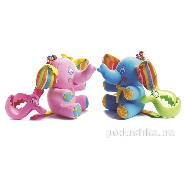 Погремушка для дуги Слоненок Элси TinyLove 1106800458  цвет - голубой Tiny Love