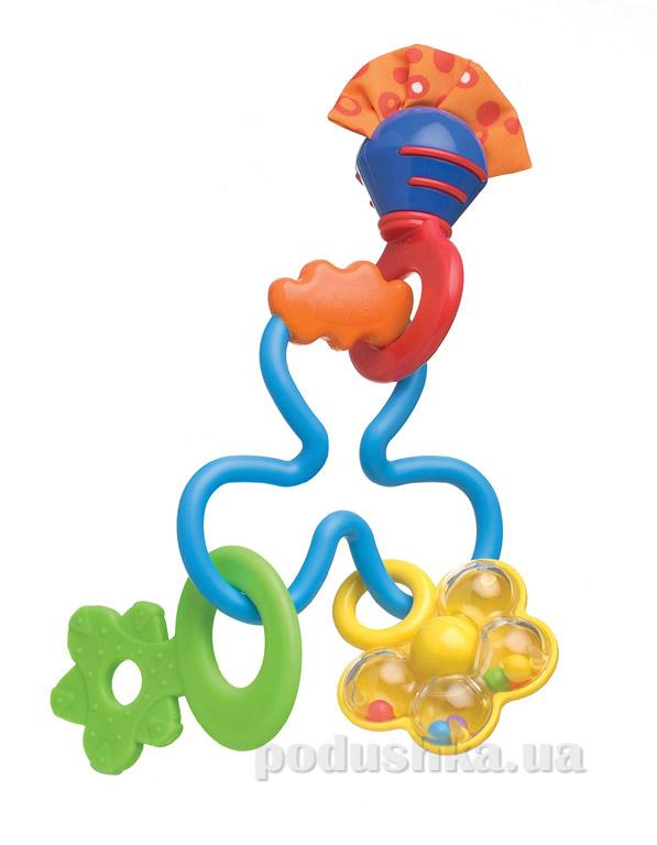 Погремушка Playgro Цветочек 0181587