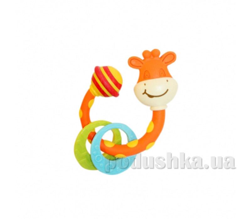 Погремушка-прорезыватель Tiny Love Жираф