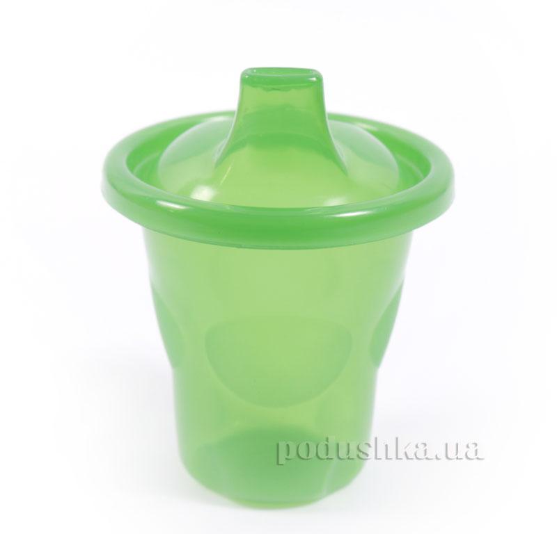 Поилка-непроливайка Lindo LI 743 зеленая
