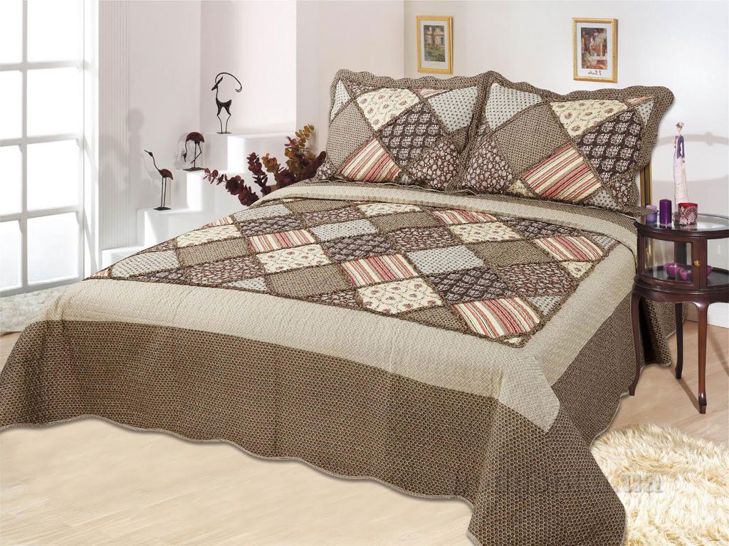Покрывало Alltex Patchwork Lace 03