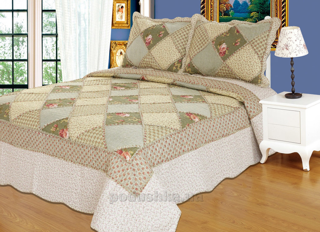 Покрывало Alltex Patchwork Lace 153305