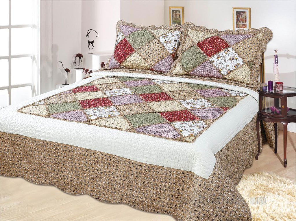 Покрывало Alltex Patchwork Lace 06