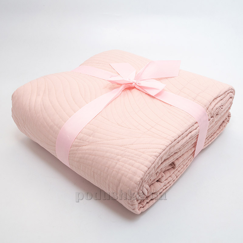 Покрывало Centrotex Living Quilt rosa розовое