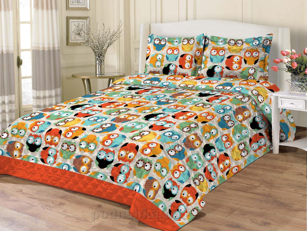Покрывало для детской кроватки Zasteli 2388 Совы   Zastelli
