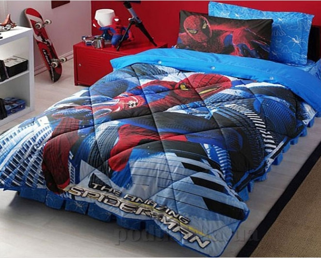 Покрывало с наволочкой TAC Spiderman movie