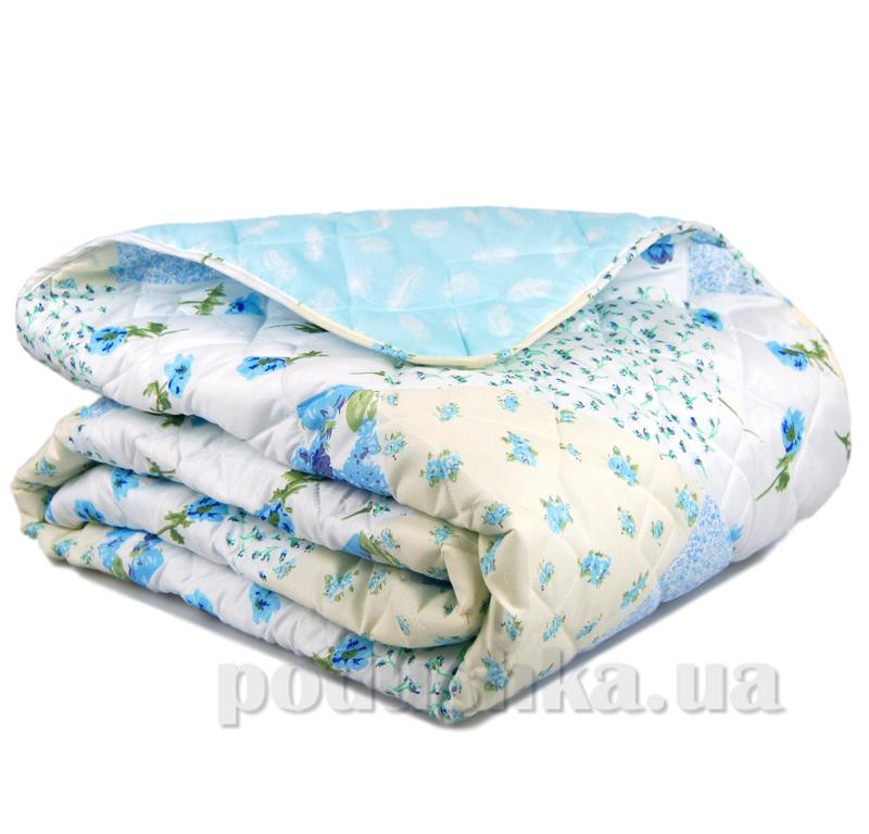 Одеяло-покрывало стеганное Home Line Печворк 115892 маки