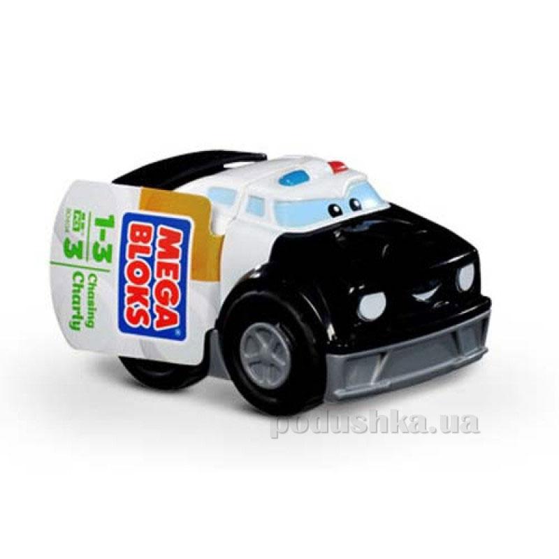 Полицейский автомобиль 80404 Mega Bloks